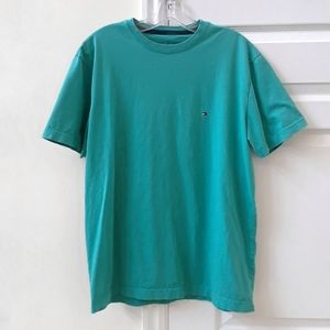 Sea Green Tommy Hilfiger T-Shirt